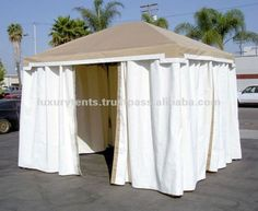 Self Supported Pergola Tent
