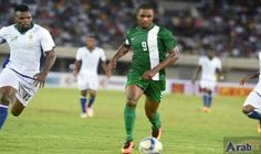 Nigeria omit bereaved Ighalo, teammate Success in