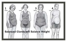 hormones determine your shape and your health 1