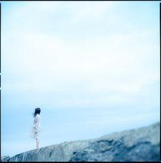 over the sky by yu+ichiro, via Flickr (Hasselblad 501c, Medium Format, Kodak Ektar 100)