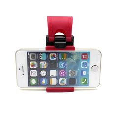 Steering Wheel Cradle Holder SMART Clip Car/Bike Mount for Mobile Phone GPS MP4 #UnbrandedGeneric