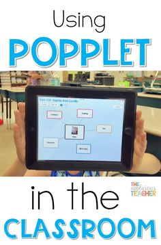 Love this FREE app. Perfect for creating graphic organizers on a device.