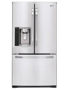 Refrigerator Buying Guide >> http://www.hgtvremodels.com/kitchens/refrigerator-appliance-buying-guide/index.html?soc=pinterest#