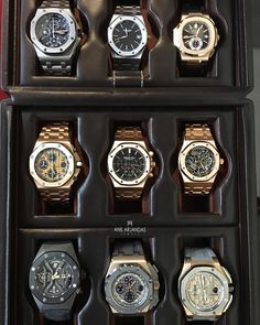 """Decisions... ⌚️⌚️⌚️ which one is your favorite ?"""