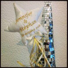 Porte-alliances pour petite fée ! La baguette magique. #mariage221016 #mariageenor #mariagethemefees #mariage #ring #weddingparty  #celebration #bride  #bridesmaids  #unforgettable #matrimonio #weddinginspiration #bridal  #forever #weddingplanner #couple #weddingideas #together #ceremony  #destinationwedding #weddingday  #celebrate  #hochzeit #congrats #congratulations #instalove #jourj #fiancailles #engaged. We ship worldwide. See couture-broderie.fr