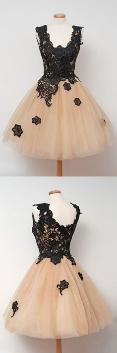 Short Homecoming Dresses,Tulle Homecoming Dress, Party Dresses