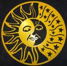 Sun and Moon Decor Celestial Decor: 11 тыс изображений найдено в Яндекс.Картинках