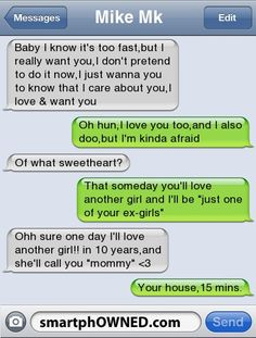 Page 126 - Relationships - Autocorrect Fails and Funny Text Messages - SmartphOWNED