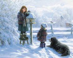 Robert+Duncan-зима_для+декупажа_зимние+игры_дети_09.jpg (700×560)