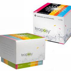 Blooming Tea Variety 12 Pack now featured on Fab.