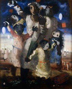 Portinari... Claude Monet, Clemente Orozco, Modern Art, Contemporary Art, Paint Photography, Outsider Art, Pretty Art, Paint Designs, Figurative Art