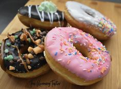 If you haven't already, you have to try the doughnuts I have tried some at their branches at the Cape Town City Centre, Canal Walk and Cape Gate and have to commend their consistency. All my experiences were incredible. Consistency, Doughnuts, Cape Town, Branches, Gate, Centre, Food Photography, The Incredibles, Desserts