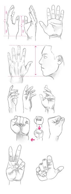 [Tutorial hands] by [jennatenshi]