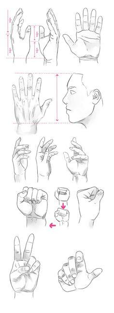 [Tutorial hands] by [jennatenshi]
