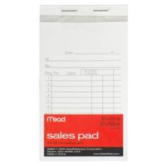 Online Receipt Template Excel Sales Invoice Template  Invoice Template And Templates Notice And Acknowledgment Of Receipt Excel with Receipt For Work Done Mead Sales Pad  X   Pad Used Car Sales Receipt Template Word