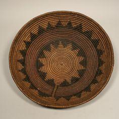 Wedding Basket used for Paiute Ceremonies