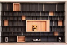 Iron And Wood Bookcase - Picture gallery