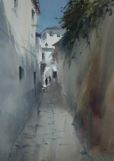acuarelas - watercolors                                                                                                                                                                                 Más