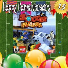 One of the original #lego games was released this day in 2002. Happy #gameiversary to #SoccerMania and Congrats to @lego for still making great games to this day! . . . #gba #gameboy #nintendo #playstation #ps2 #soccer #football #fifa #worldcup #mls #blocks #build #videogames #games #gamer #gaming #instagaming #instagamer #retrogaming #retrogames #retro #retrogamer #gamersunite #retrogamelovers #retrocollection #retrocollector #gamecollection