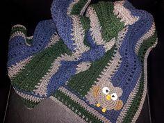 Ravelry: Crochet Baby Owl Blanket pattern by Michele Gaylor
