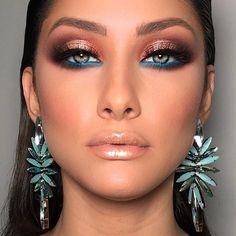 Makeup Trends, Makeup Inspo, Makeup Art, Makeup Tips, Beauty Makeup, Face Beauty, Cute Makeup, Gorgeous Makeup, Makeup Looks