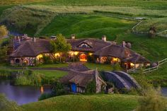 Green Dragon Inn - Auckland, New Zealand Experience geothermal activity, Maori culture and a magical trip to the Hobbiton Movie Set!
