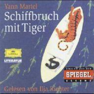 Lesendes Katzenpersonal: [Hörbuch-Rezension] Yann Martel - Schiffbruch mit ...