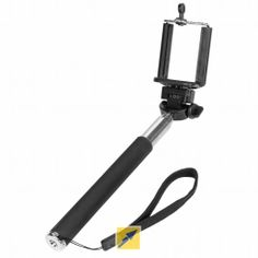 Monopod Selfie Stick Z07-1 schwarz