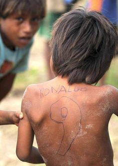 Brazil soccer lovers nation !