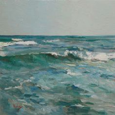 Artists Of Texas Contemporary Paintings and Art - The Shallows