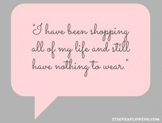 Nothing to wear? Come in today for some new pieces to add to your wardrobe.