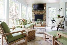 Portfolio of Suellen Gregory - Richmond, VA Interior Designer Porch Gazebo, Front Porch, Outdoor Spaces, Outdoor Decor, Beautiful Space, Simply Beautiful, Portfolio, Tgif, The Great Outdoors