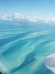 ex-oti-c:    the wonders you see from a plane window
