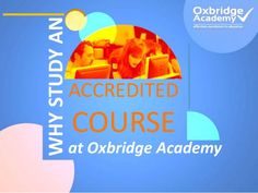 Oxbridge Academy offers a range of accredited courses, but: - What is accreditation? - What is the difference between an accredited course and college? College, Range, Study, Education, University, Cookers, Stove, Ranges, Studying