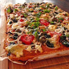 Pizza Hut Pizzateig, ein leckeres Rezept aus der Kategorie Backen. Bewertungen: 949. Durchschnitt: Ø 4,7.