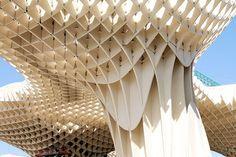 Pattern & Rhythm~~Metropol Parasol, Seville