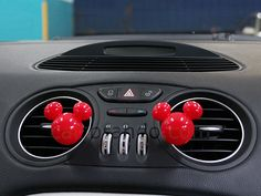 Mickey Mouse auto air freshner