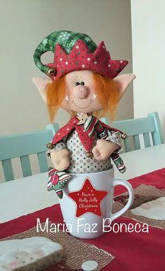 Primitive Christmas, Christmas Elf, Family Christmas, Christmas Stockings, Crafts To Make And Sell, Diy And Crafts, Christmas Crafts, Christmas Decorations, Christmas Program
