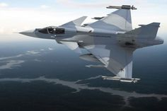 A primeiras unidades do novo caça Gripen NG devem ser incorporadas a FAB a partir de 2019 (Imagem - Saab)