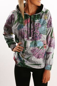Need to find a good comfortable running around jacket for fall. love the print and colors!