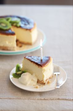 """Cheesecake recipe from """"Kiwi Faves"""" Easy Cheesecake Recipes, Pineapple Guava, Cake Quotes, Digestive Biscuits, Sweet Desserts, Graham Crackers, Baking Ingredients, Food Processor Recipes"""