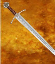 Knights Templar Accolade Sword