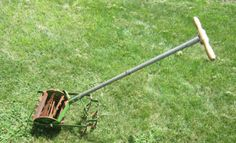 Vintage Antique GARDEN PLOW CULTIVATOR TILLER Farm Tool ...