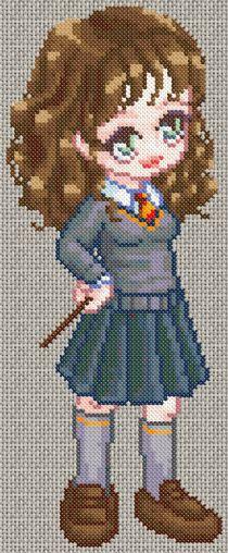 hermione granger stitch pattern