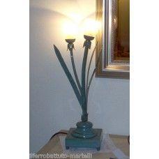 LAMPADA da TAVOLO in Ferro Battuto . Realizzazioni Personalizzate . 493 Iron Table, Wrought Iron, Table Lamp, Home Decor, Table Lamps, Decoration Home, Room Decor, Home Interior Design, Lamp Table
