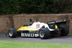 Renault RE40 (Chassis RE40-04 - 2012 Goodwood Festival of Speed) High Resolution Image