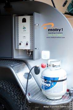 """Moby1"" Adventure Trailers. http://moby1trailers.com/"
