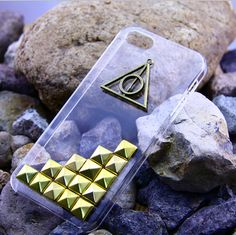 Iphone 5 case cover,Harry potter Deathy Hallows iphone5 case,Studs Pyramid iphone5 case,Transparent iphone5 case