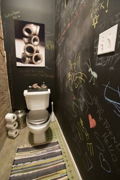 Grottes zen and chic on pinterest for Peinture toilettes zen