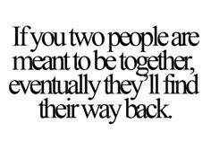 So true for Corey and I :)❤